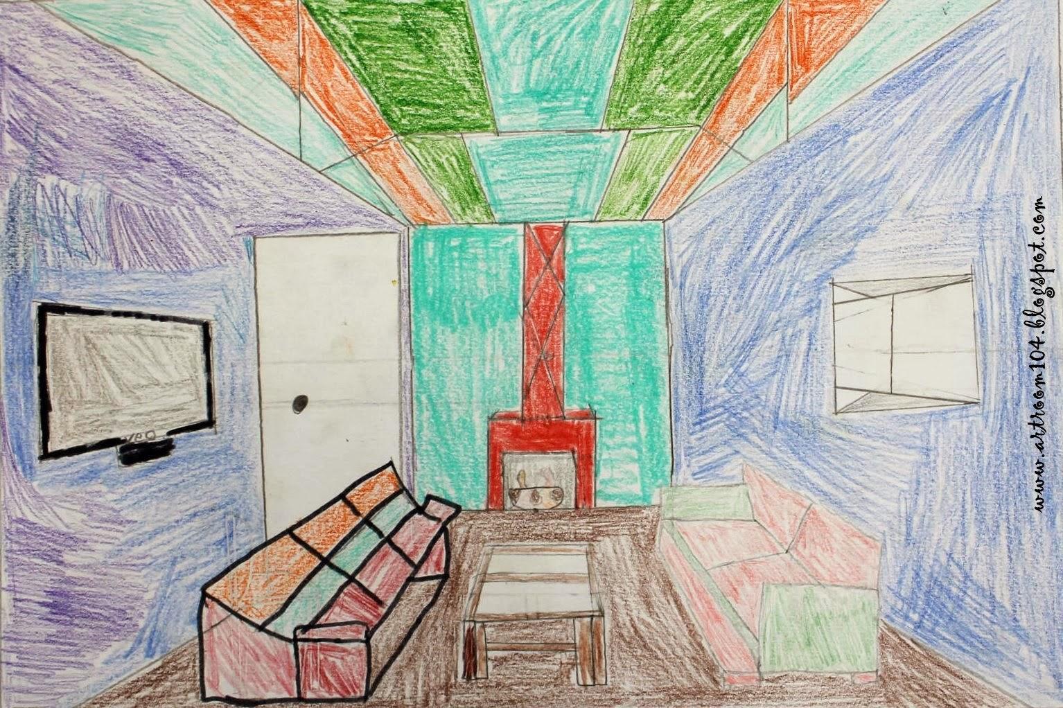 Art Room 104: January 2014