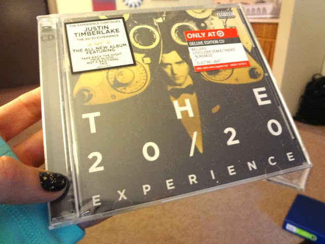 Justin Timberlake, The 20/20 Experience, Part 2 of 2