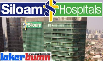 Lowongan Kerja RS Siloam Hospitals