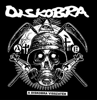 """Still hot : 7"""" EP - DISKOBRA -- a diskobra visszatér"""