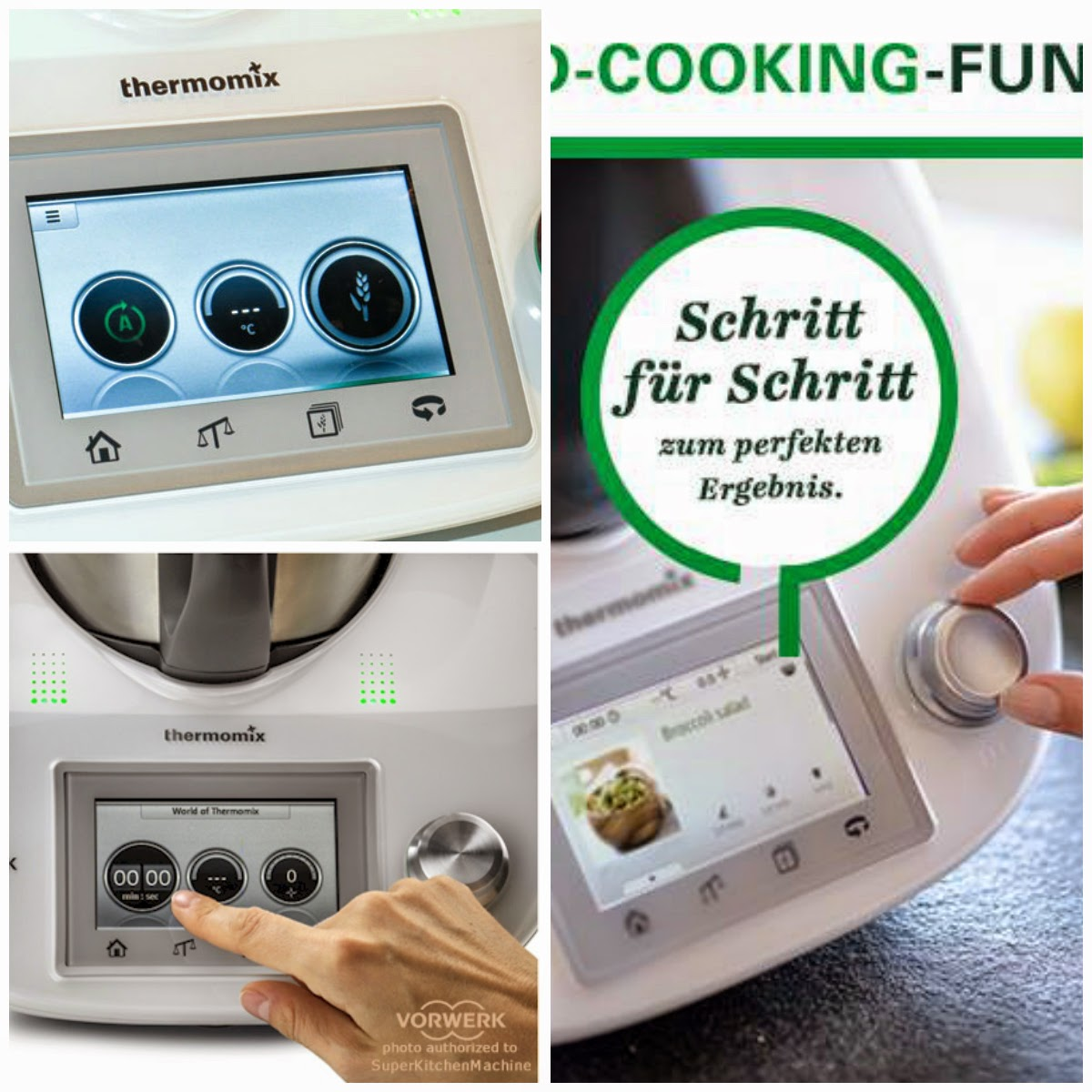 thermomix chip wlan