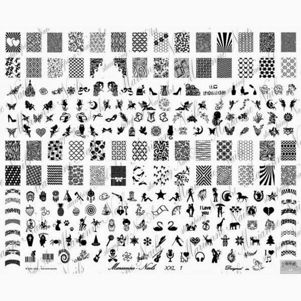 Lacquer Lockdown - Marianne Nails Nail Art Stamping Plates, Marianne nail art plates, marinane stamping plates, nail art, nail art stamping blog, new nail art stamping plates 2014, new nail art image plates 2014, new nail art plates 2014, stamping, new nail plates 2014, diy nail art, cute nail art ideas, new nail art ideas, paris nail art