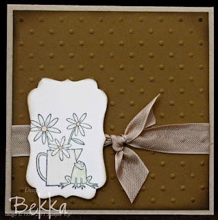 Stampin' Up! Seam Binding