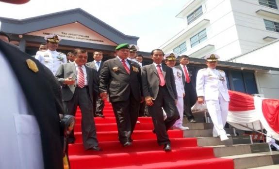 Ekstra Pengamanan Jelang Pelantikan Presiden Terpilih Joko Widodo