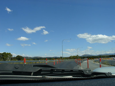 Canberra's Gungahlin Drive Extension - still under construction