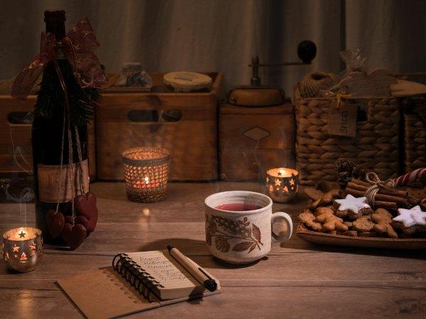 Ideas para decorar la cocina en navidad decoracion en el for Cocinas segunda mano