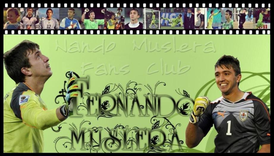 Nando Muslera Fans Club