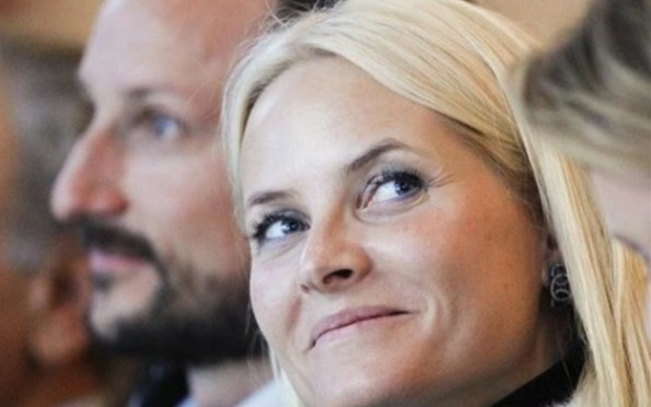 Crown Princess Mette-Marit At The 2016 World Economic Forum