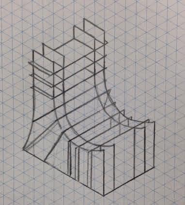 Cardboard Chair Blueprints