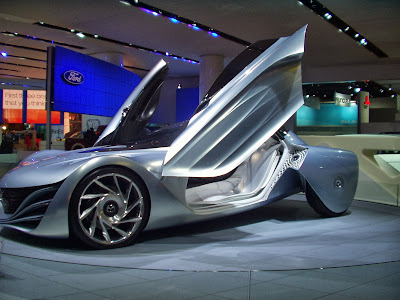 mazda taiki concept car wallpaper