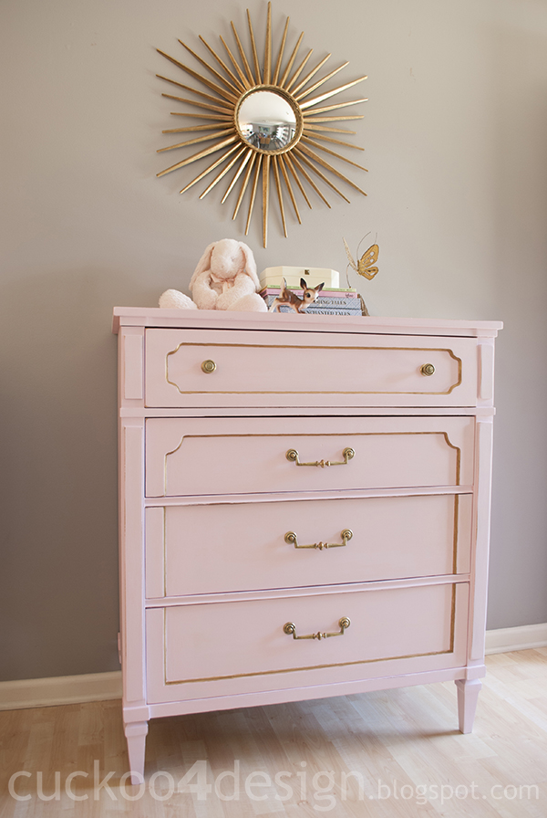 Cuckoo 4 Design: chalk paint