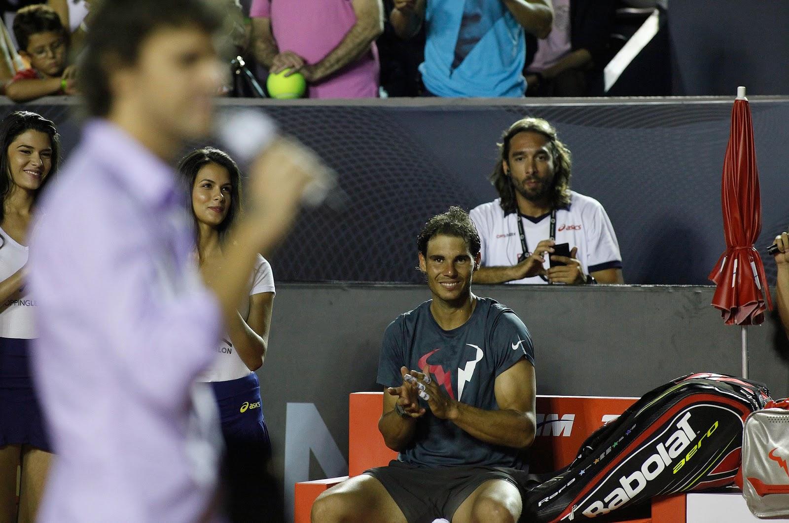 Rafaholics Rio Open Rafa Nadal & Gustavo Kuerten HQ s