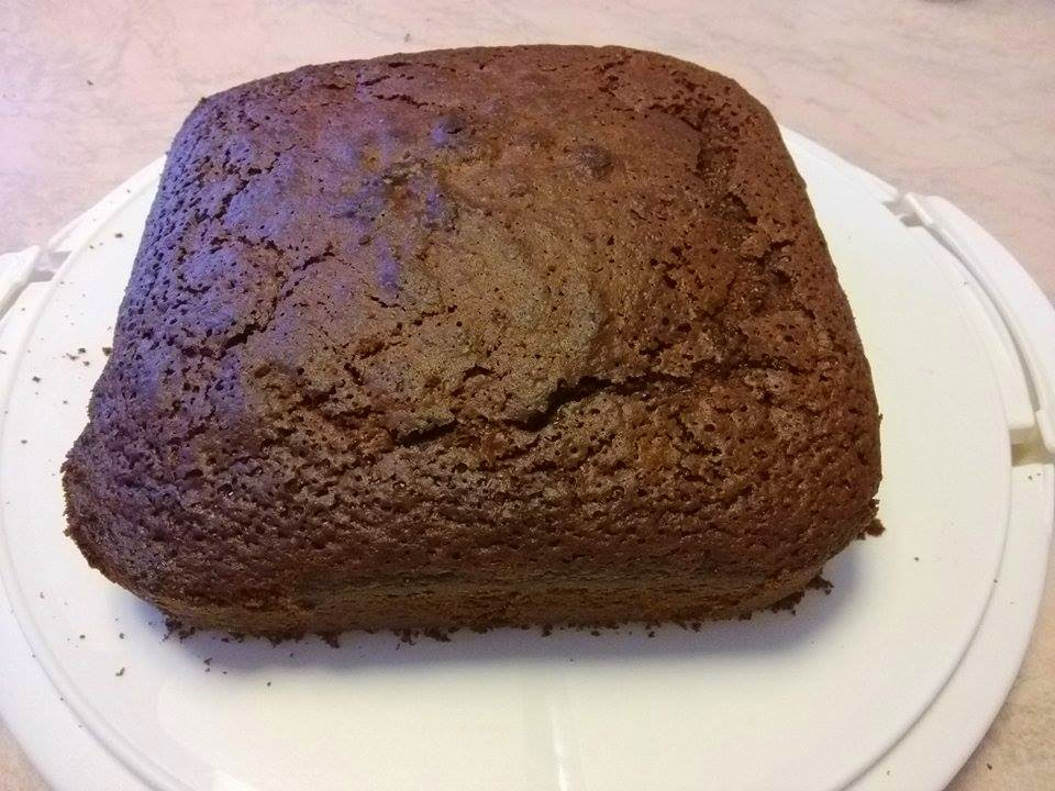 Mud cake al cioccolato al latte