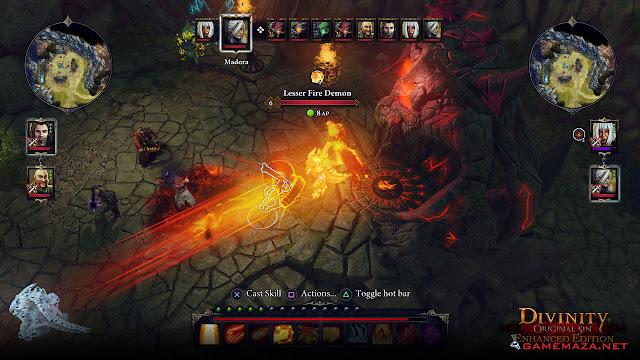 Divinity Original Sin Screenshot Gameplay 1
