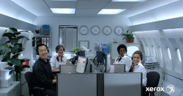 Funny Xerox Commercial #2