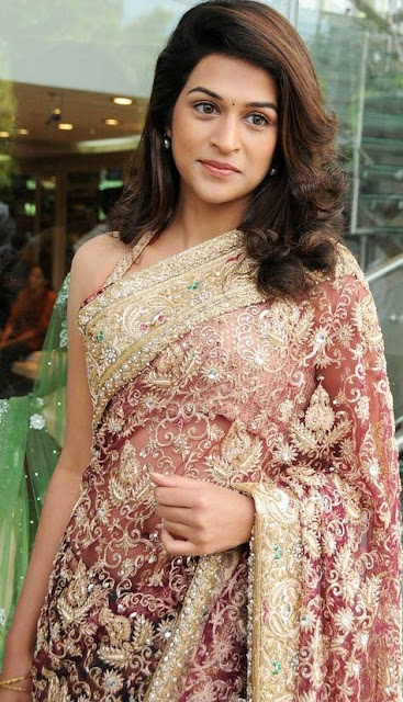 INDIAN ACTRESS: Shraddha Das hot and sexy navel show in ...