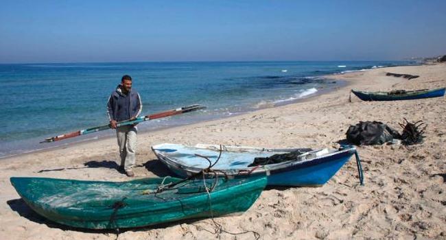 Penemuan Patung Kuno Dewa Apollo di Jalur Gaza peninggalan.com