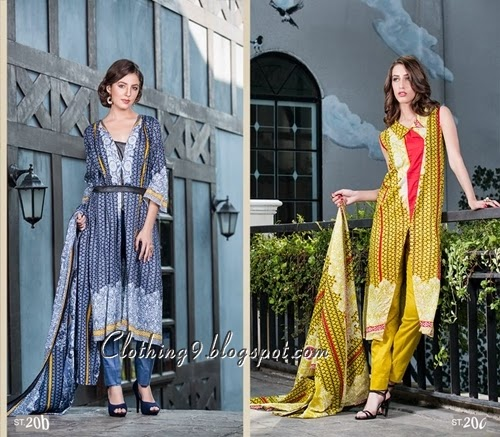 Libas by Shariq S/S Catalog with Prices