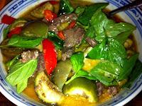 Tumis Daging Campur, Makanan Sehat