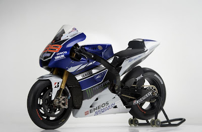 Yamaha YZR-M1 motogp 2013 - JL99