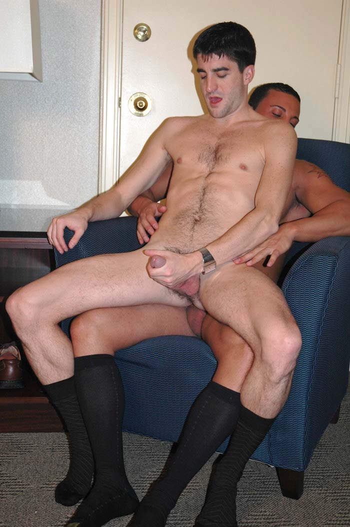 from Marcel black gay sock