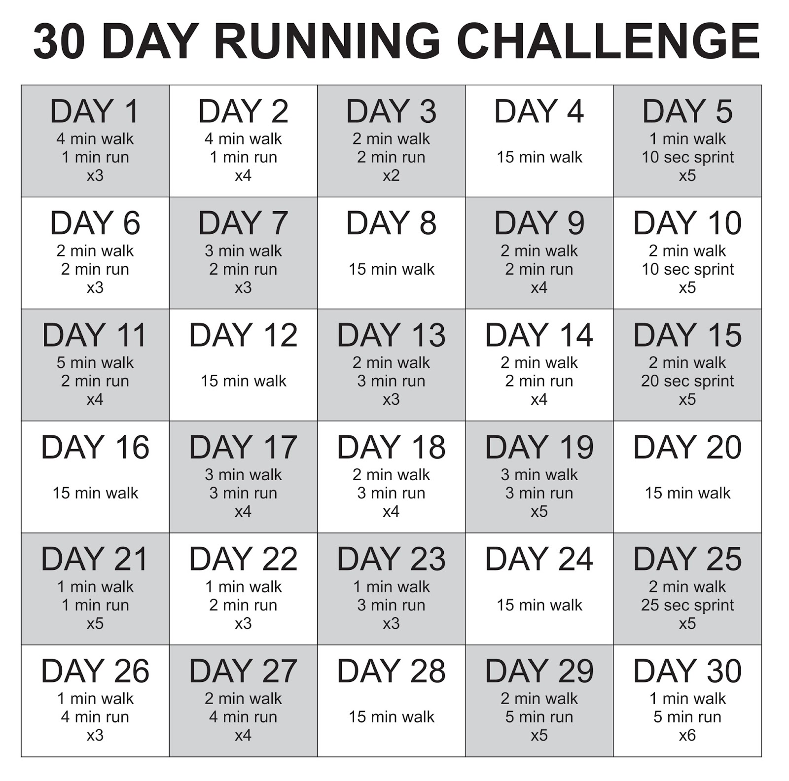 KFITnę W Oczach!: Dzień 95 + 30 DAY RUNNING CHALLENGE