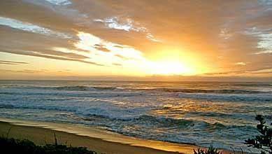 Beachfront Home For Sale in Ramsgate on the Kwazulu KZN South Coast