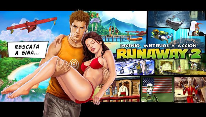 Excelente Artwork conmemorativo de Runaway 2