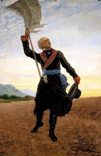 El tesoro que Hidalgo dejó en Aculco. Historia real y documentada. Miguel_Hidalgo_con_estandarte%2B1