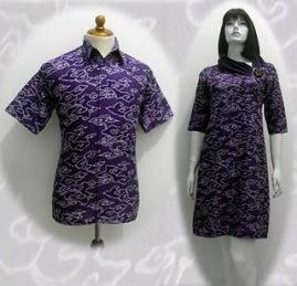 Model baju batik modern 01hdh