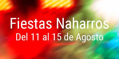 Fiestas Naharros 2016