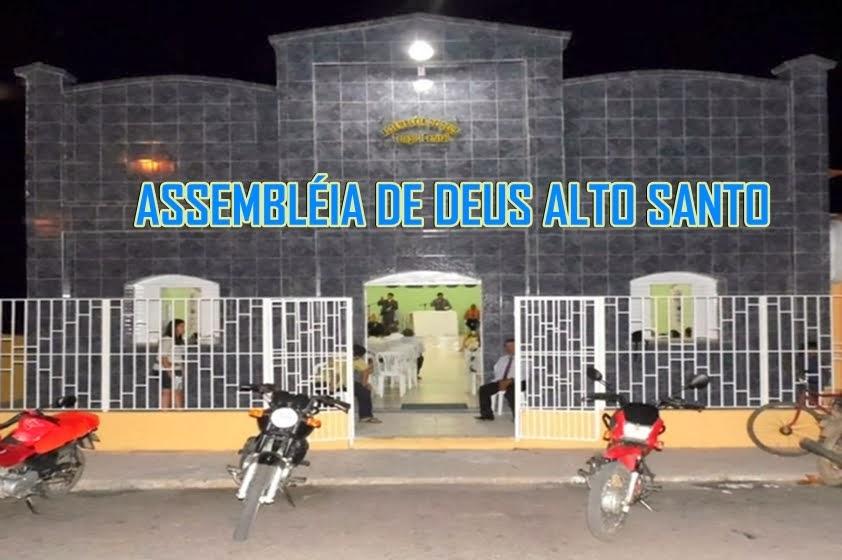ASSEMBLEIA DE DEUS ALTO SANTO