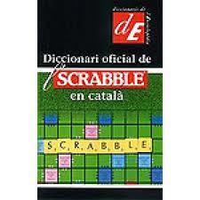 Diccionari oficial Scrabble en català