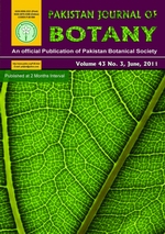 Pakistan Journal of Botany