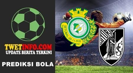 Prediksi Setubal vs Vitoria Guimaraes, Portugal 19-09-2015