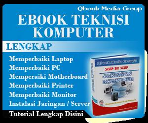 Afiliasi/Reseller Ebook Teknisi Komputer dan Laptop