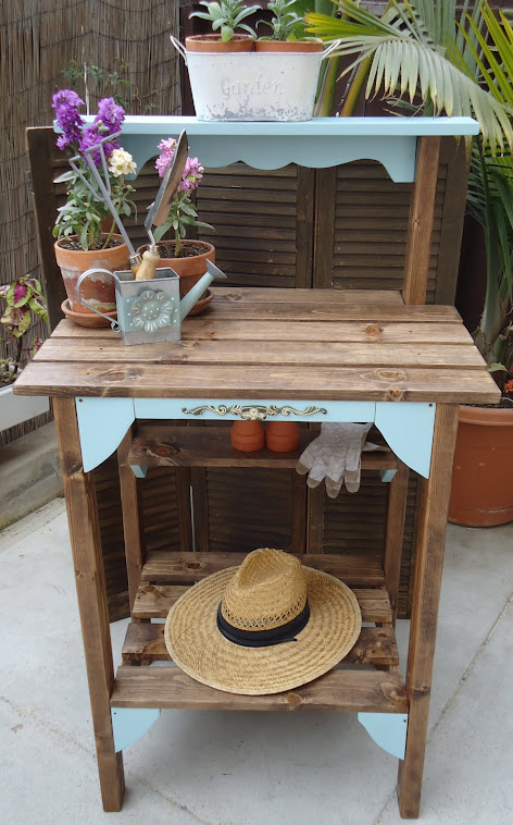 Charming Garden Table - SOLD