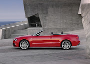 2012 Audi S5 Convertible
