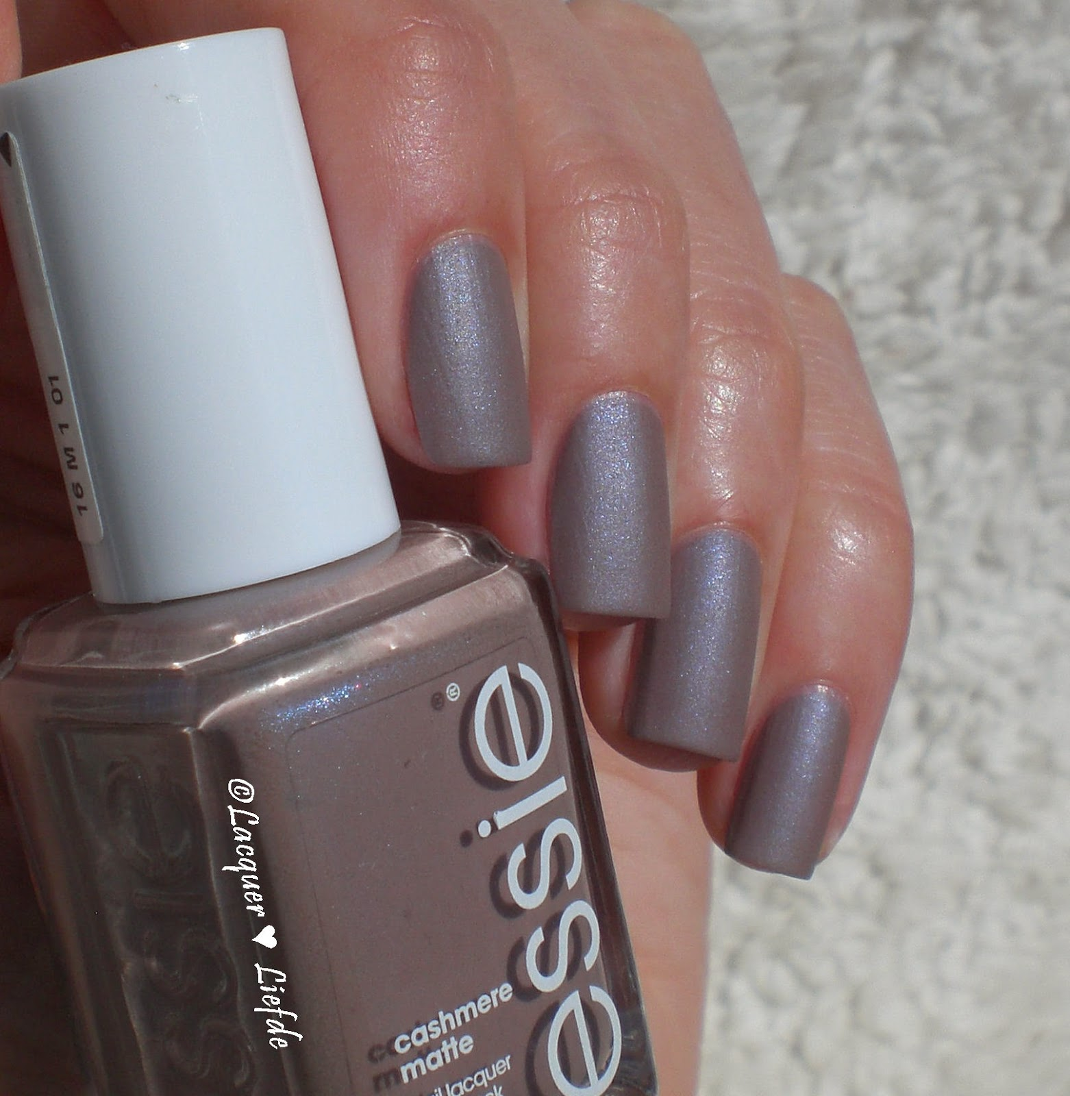 Cashmere Matte Collection - Cozy in Cashmere/ Comfy in cashmere