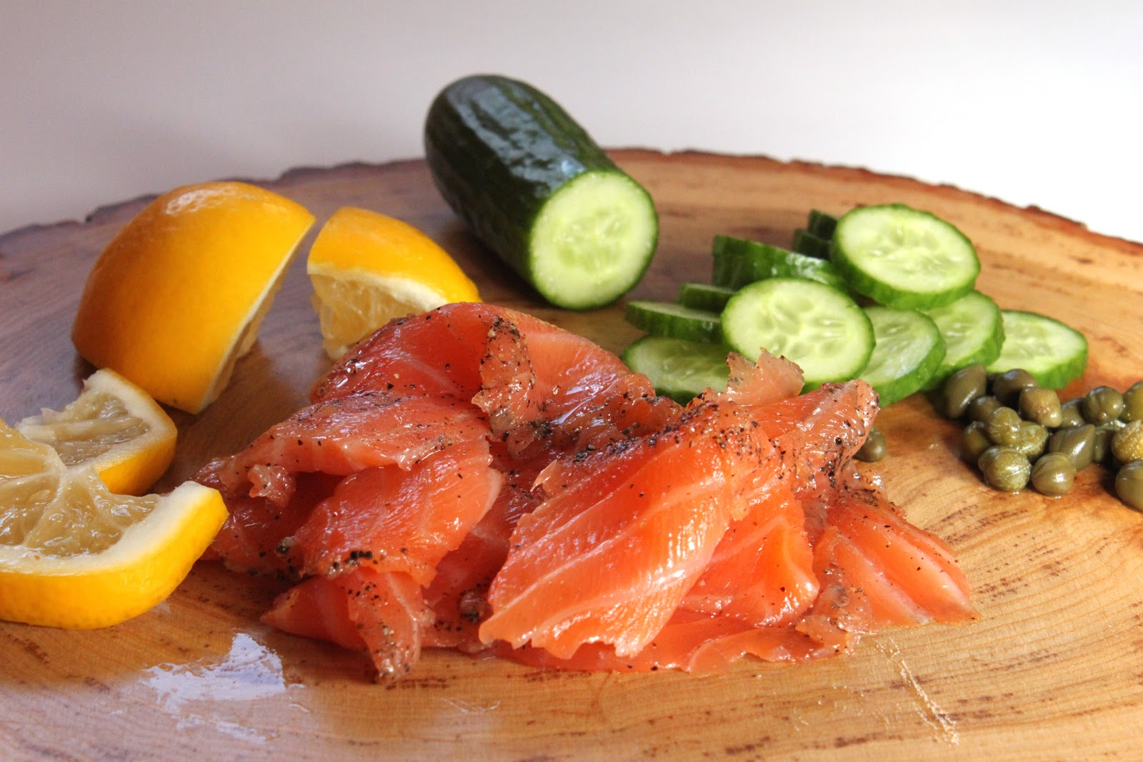 recipe gravlax robert sinskey vineyards thinly sliced homemade gravlax ...