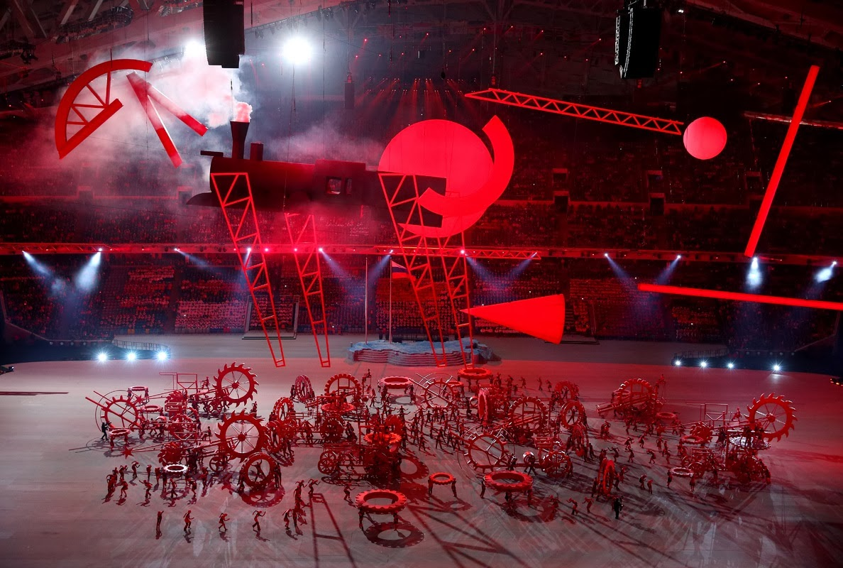 communist cubism, sochi olympics,sochi 2014