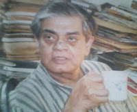 Film Director Sandip Ray Picture