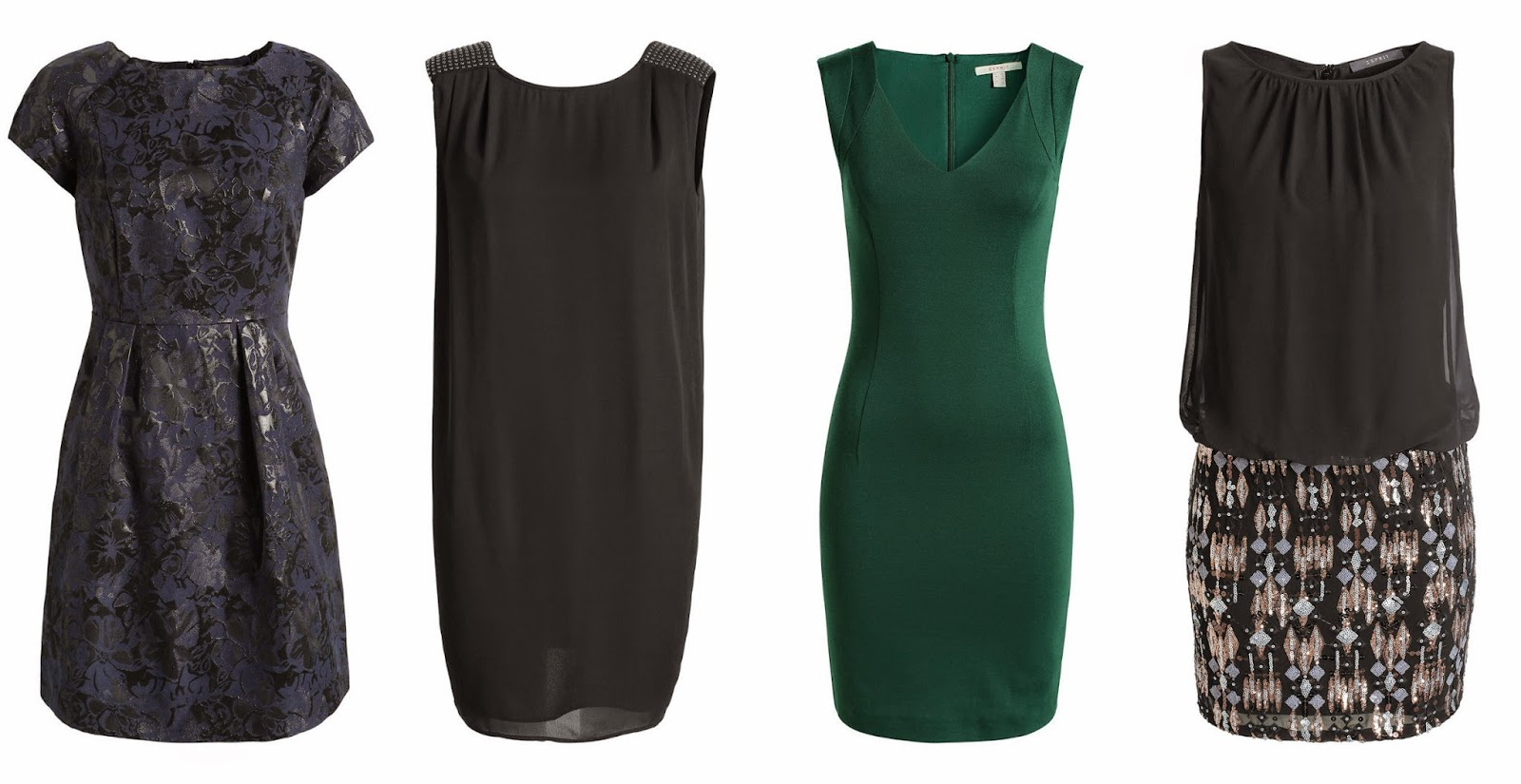 Christmas & Party Outfits - Bayberry Chic