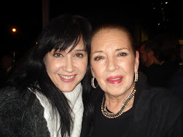Susana Zavaleta y Viola Trigo