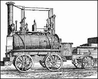 Blücher locomotive