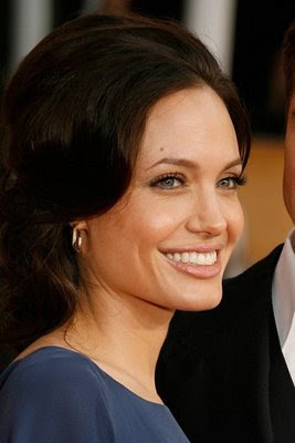 angelina jolie teeth