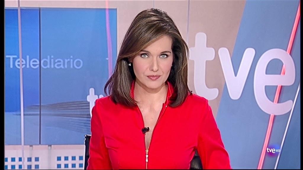 RAQUEL MARTINEZ, TELEDIARIO 1ª EDICION (13.10.13)
