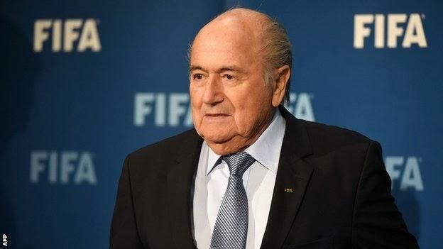 FIFA's President