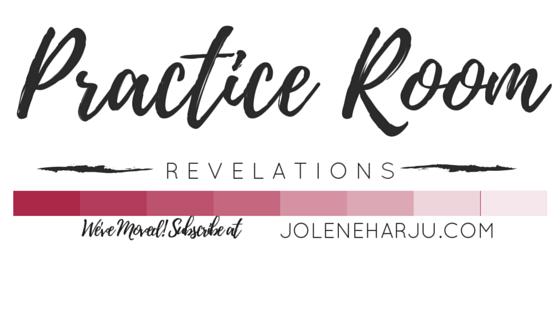Practice Room Revelations