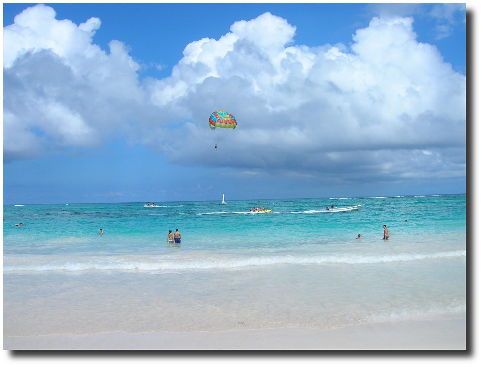 playa punta cana, republica dominicana, vuelta al mundo, round the world, La vuelta al mundo de Asun y Ricardo, mundoporlibre.com
